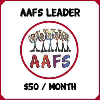 click here to become an AAFS Leader