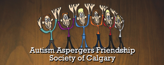 Autism Aspergers Friendship Society of Calgary company